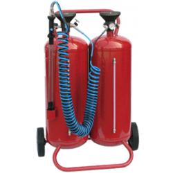 DBL50 FF - Dispozitiv de spumare 50+50 litri foamer + foamer