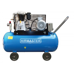 AIR5.5SHU10300 - Compresor de aer cu piston, 300 l, 4 KW, 10 bar AIRMASTER