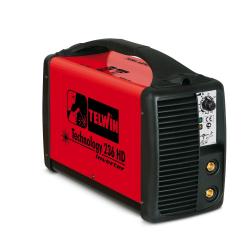 TECHNOLOGY236 HD - Aparat sudura de tip invertor, 200A, electrod .6-4.0mm, 6.2kg, cu accesorii, Telwin