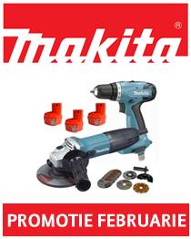 Promotia Makita februarie