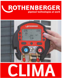 Promotia ROTHENBERGER Clima