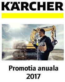 Promotie Kaercher 2017