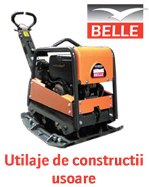 Promotie utilaje de constructii Belle Group - Altrad Belle
