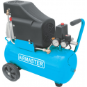 AIR2SHU824 - Compresor cu piston 24 l, 1500 W, 8 bar, AIRMASTER