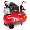 AMICO 25/2400 - Compresor cu piston, 24 l, 1500 W, 8 Bar Fini