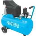 AIR2SHU850 - Compresor cu piston, cu ulei , 50 litri, 206 l/min, 8 bar, AIRMASTER