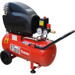 Compresor cu piston cu ulei TIGER 265M, 25 litri, 1500 W10 bar, Fini
