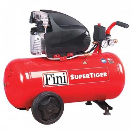Compresor cu piston, cu ulei SUPERTIGER/I285M, 1500 W, 10 bar, Fini