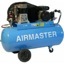 Compresor aer CM3/330/90, 90 l, 9bar, 326l/min AIRMASTER