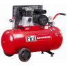 Compresor cu piston MK102-100-3M, 100 l, 2200 W, 10 Bar Fini