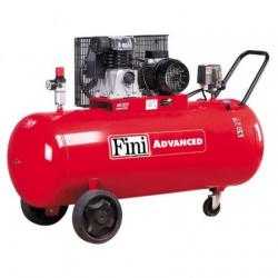 MK 103-200-4 - Compresor cu piston, 200 litri, 395 l/min, 10 bar Fini