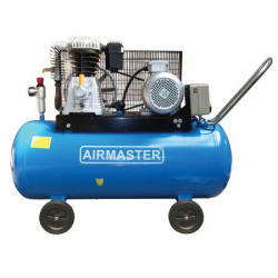 AIR5.5SHU10200 - Compresor cu piston, 200 l, 4000 W, 10 Bar AIRMASTER