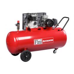 MK103-270-40 - Compresor aer, 270l, 10bar, 395l/min Fini