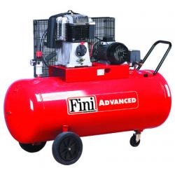 BK114-270-5.5 - Compresor cu piston 400 V, 580 l/min, 10 bar, 270 l Fini