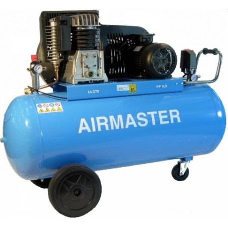 CT5.5/620/270 - Compresor aer 270L, 11bar, 618l/min AIRMASTER