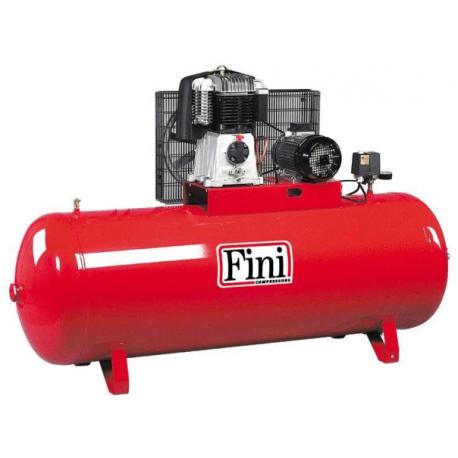 BK119-500F-7.5 - Compresor aer 500L, 10bar, 840l/min Fini