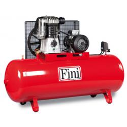 BK120-500F-10 - Compresor aer 500L, 10bar, 1080l/min Fini