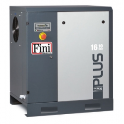 PLUS11-08 - Compresor cu surub 1650 l/min, 8 bar, Fini