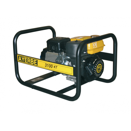 AY3100KT MN - Generator electric portabil monofazat, 3.000 rpm, motor Kiotsu