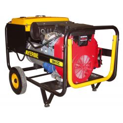 AY290 CC TX - Generator electric trifazat portabil pt. sudura, motor Honda, Ayerbe