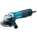 9565CVR - Polizor unghiular mic 1400 W 125 mm turatie variabila Makita