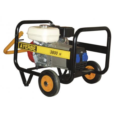 AY3000H MN - Generator electric portabil monofazat, 3000 rpm, motor Honda, Ayerbe