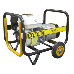 AY3800H MN - Generator electric portabil monofazat, 3.8 KVA, 3000 rpm, motor Honda, Ayerbe