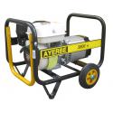 Generator electric portabil monofazat, 3.8 KVA, 3000 rpm, motor Honda, Ayerbe - AY3800H GP MN