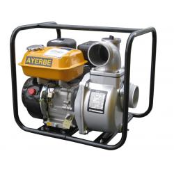 "AY 50 KT - Motopompa ape curate 2"", autoamorsare, 500 l/min, motor KIOTSU, Ayerbe"
