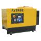 Generator electric stationar monofazat insonorizat AY15000 H MN INS E, 15 KVA, 3.000 rpm, motor GX690, Ayerbe