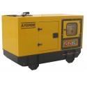 AY 1500-110 PER TX AE - Generator stationar cu automatizare, insonorizat, 110 KVA, motor Lombardini, marca Ayerbe