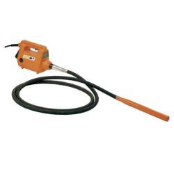 Vibrator portabil pentru beton MEGAVIB+, ax vibrare 4 m, cap 50 mm