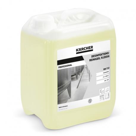 Dezinfectant KARCHER RM 732, 5 litri