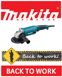Promotia Makita to Work
