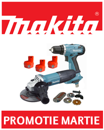 Promotie Makita Martie 2020
